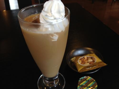 茶茶茶のアイスカフェオレ