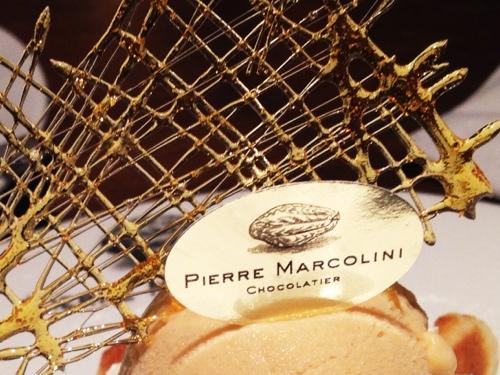 PIERRE MARCOLINIのワッフル