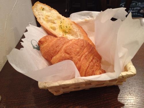 Cafe de Lyonのパン