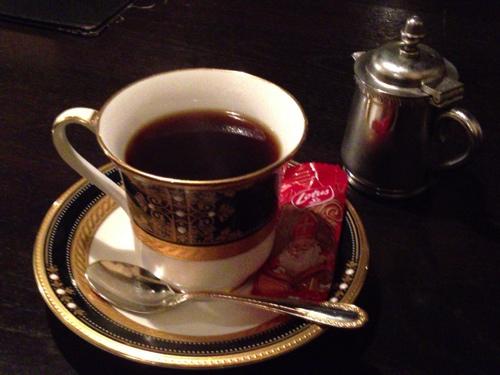 桜坂珈琲店のコーヒー
