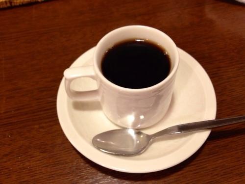 西洋食房 飯島屋のコーヒー