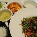 【閉店】chinese dish ISSO