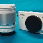 Nikon 1 J3 高倍率ズームキットを買ってみた
