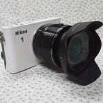 Nikon 1 J3 vs E-PM2 広角レンズを比べてみた