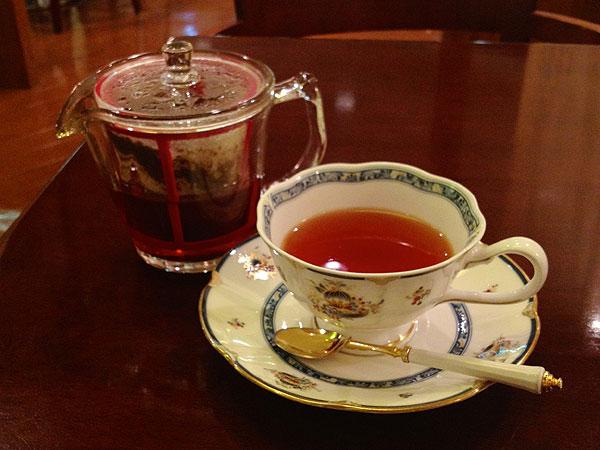カフェ-グラシュー 紅茶
