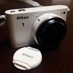 初ミラーレス Nikon 1 J1 を買ってみた