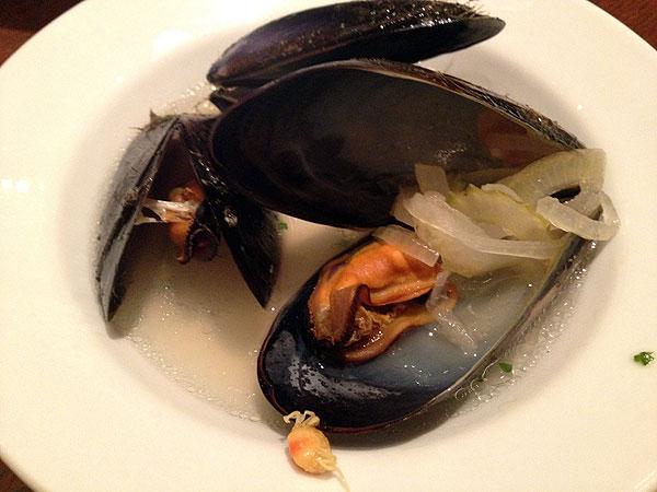 cancale_ムール貝と蟹